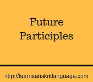 Future Participles